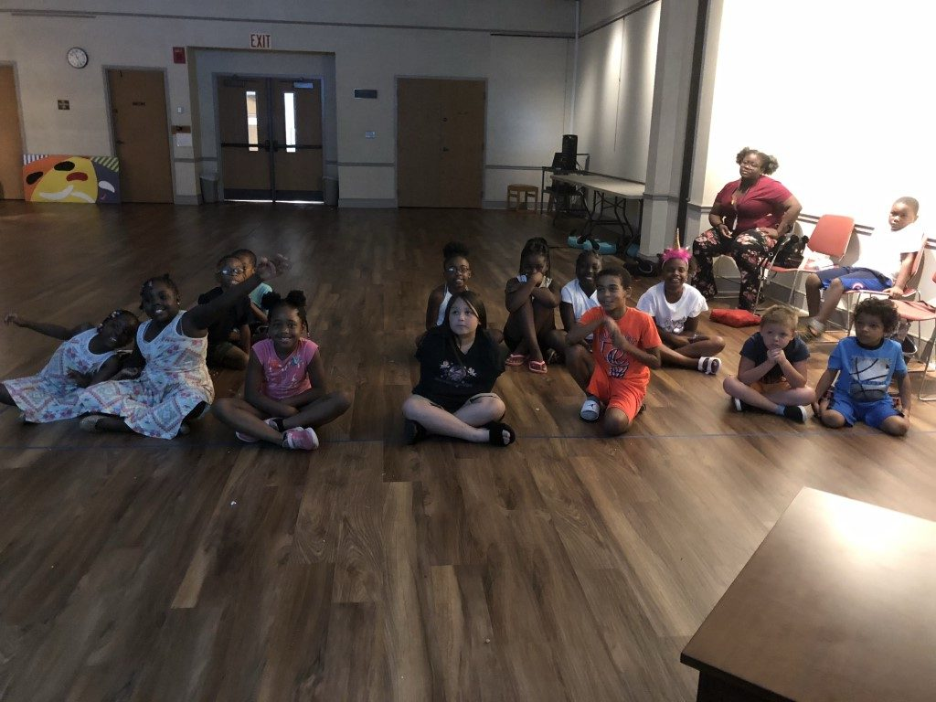 Paw Patrol at Leath Library