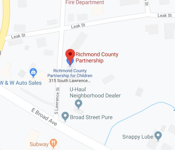 Richmond Smart Start Location