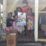Distributing Care Packages