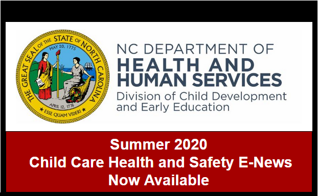 DHHS summer 2020