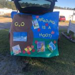 Trunk or Treat Event at Sandhills Children's Center